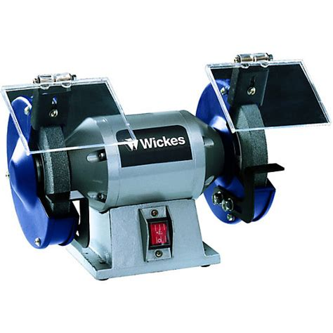 what is a bench grinder wickes dual wheeled bench grinder 250w wickes co uk