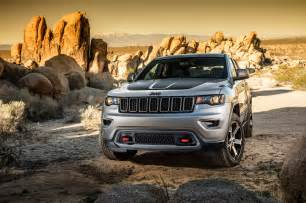 Jeep Grand Trailhawk 2017 Jeep Grand Trailhawk Summit Look Review