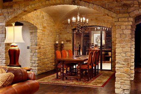 Dining Room In Italian by Modern Italian Mediterranean Dining Room Wichita By Design Studio Ltd