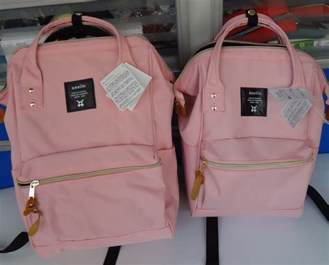 Anello Bagpacksmall anello600d牛津面料双肩包背包小 号 anello backpack small saiz 11street malaysia travel bags