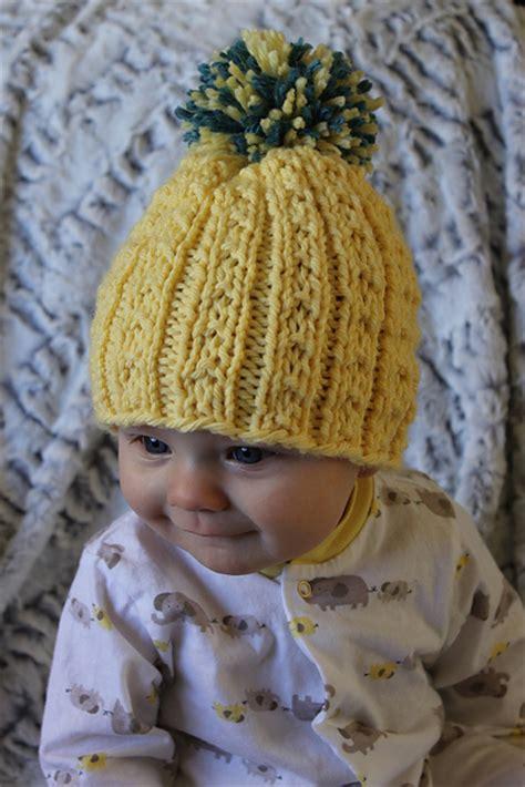 knit kid hat pattern knitting patterns galore banana beanie