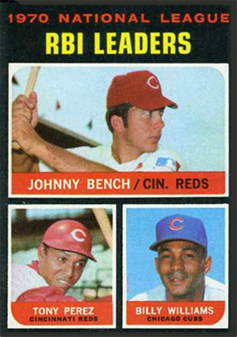 how much is a johnny bench baseball card worth 1971 topps johnny bench 64 baseball card value price guide