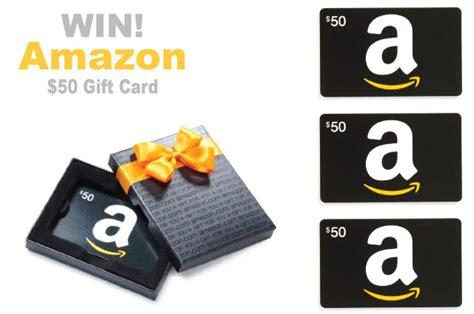 Win A Amazon Gift Card 2015 - win 50 amazon gift card