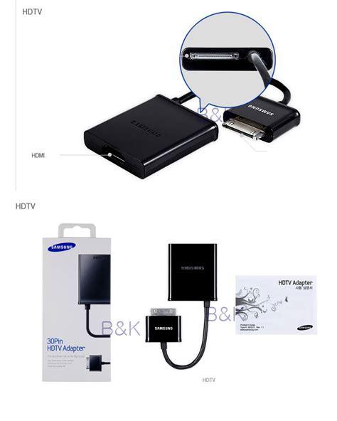 Hdtv Adapter Samsung Galaxy Tab 2 a orginal samsung galaxy hdtv adapter hdmi galaxy tab 2 10