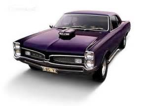 1967 Pontiac Gto Purple Gorgeous Gto Motor Vehicle
