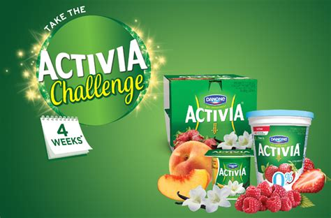 activa challenge enter to win an activia vip prize pack urbanmoms