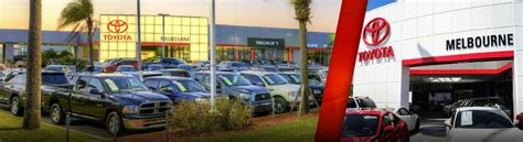 Toyota Of Melbourne About Toyota Of Melbourne New Used Toyota Dealer