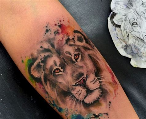 lion tattoo designs for girls 100 mysterious ideas to ink with