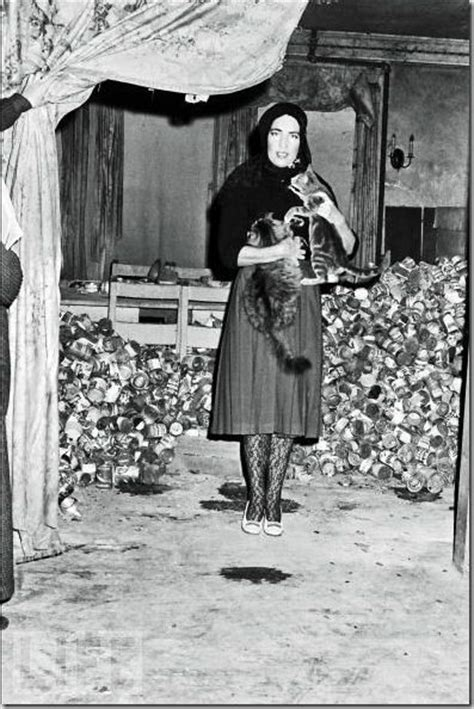 Edith Bouvier Beale Grey Gardens by Edith Bouvier Beale 1972 Grey Gardens