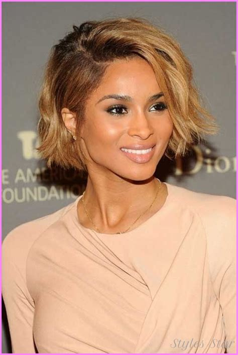 afro hairstyles celebrity celebrity hairstyles african american stylesstar com