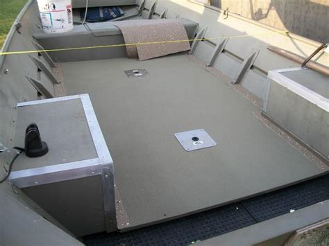 jon boat center seat karmiz here diy boat seats