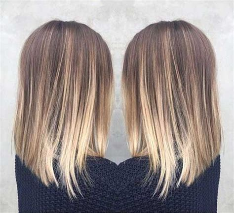 ombre hair color on a bob ombre hair color in older women hairstylegalleries com