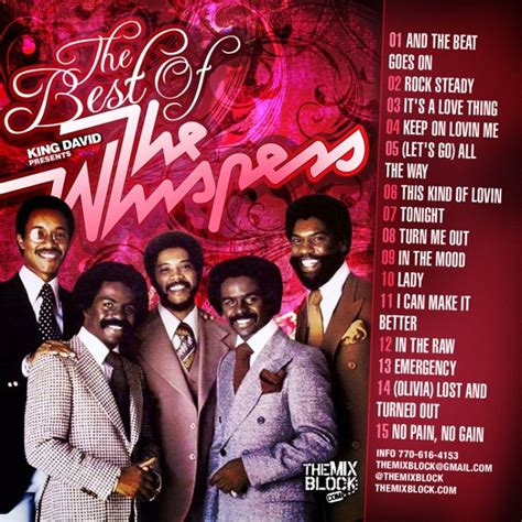 bio the whispers 17 best images about old school on pinterest otis