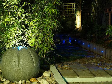 small garden lighting ideas best patio garden and landscape lighting ideas for 2014