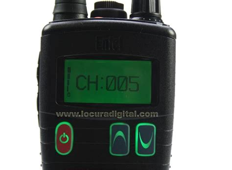 Ht953 Entel Walkie Talkie Pmr 446 Free Use Atex Regulations