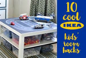 Besta Bookcase Ikea 10 Cool Ikea Hacks For Your Kids Bedrooms Mum Central