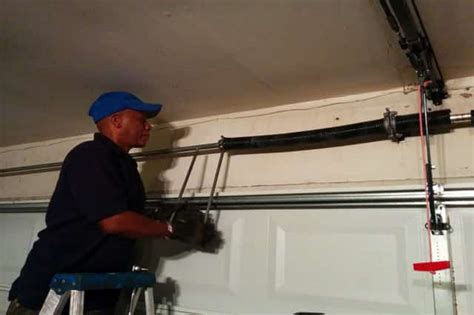 Overhead Door Adjustment Garage Door Adjustment M G A Garage Door Repair Houston Tx
