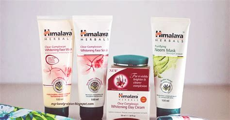 Pembersih Wajah Himalaya my lovely a with review himalaya herbals