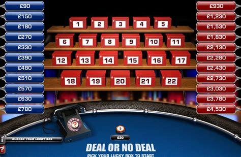 Deal Or No Deal Online Driverlayer Search Engine Deal Or No Deal