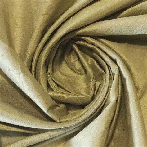 dupioni silk drapery fabric silk sh028 honey sage exquisite hand woven dupioni 100