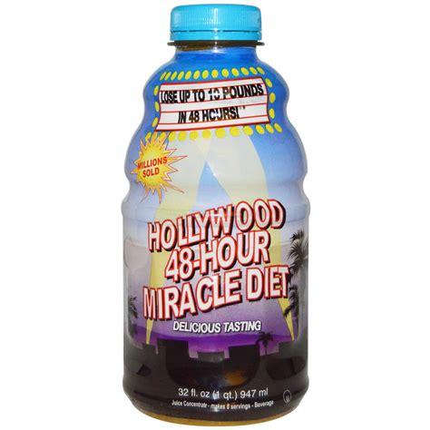 Juice 48 Hour Diet Detox by Diet 48 Hour Miracle Diet 32 Fl Oz