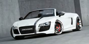 Audi R8 Tuning Tuning Wheels And Exhaust For Audi R8 Gt Spyder