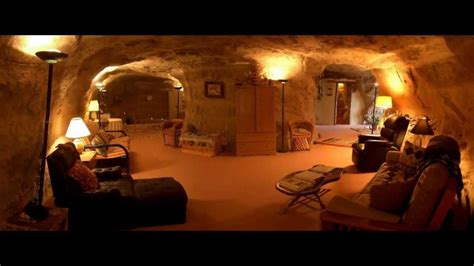 Mountain Home Interiors a peek inside a cave hotel in new mexico youtube