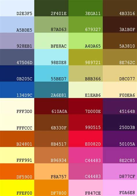 images  hex colors  pinterest color