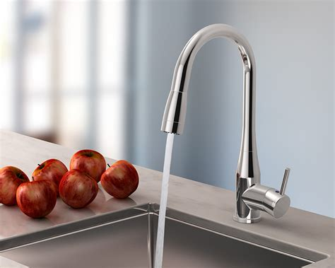 symmons kitchen faucets 2018 sereno 174 single handle pull kitchen faucet s 2302 pd symmons industries inc
