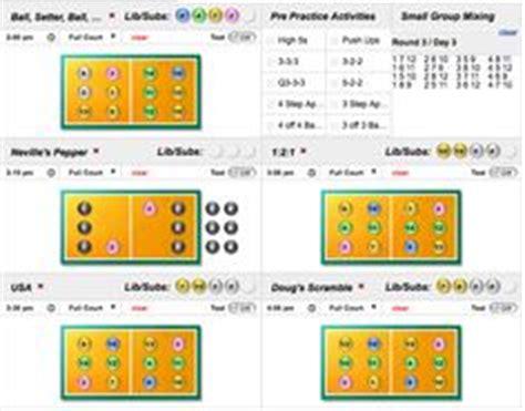 printable volleyball rotation wheel do you need a 4 2 volleyball rotation for your team