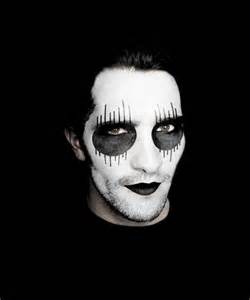best halloween white face paint clowns portrait and black and white on pinterest