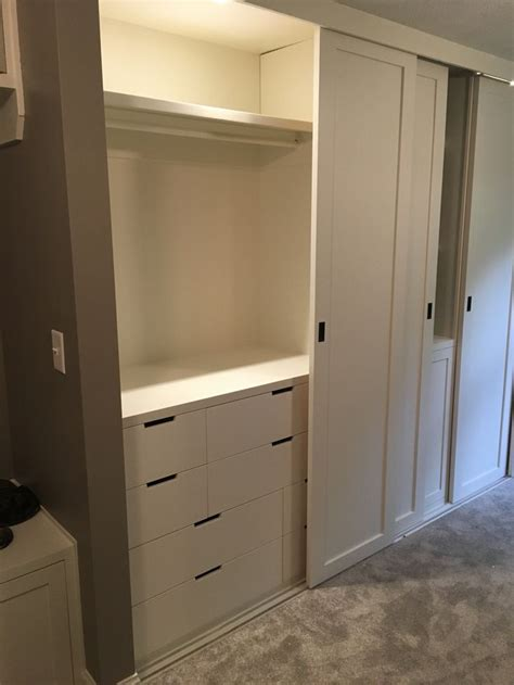 ikea customizable wardrobes ikea nordli dressers within built in closet sliding