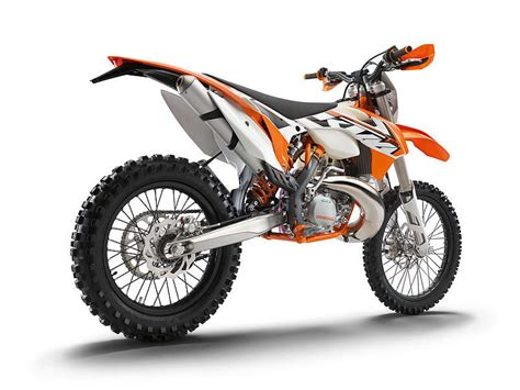 Ktm 300 Exc Six Days Review 2015 Ktm 300 Exc Review Top Speed