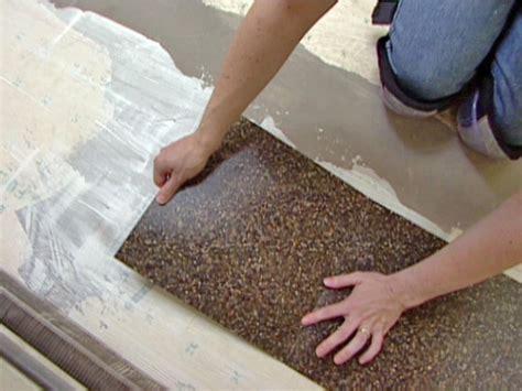 diy terrazzo floor how to lay terrazzo floor tile how tos diy