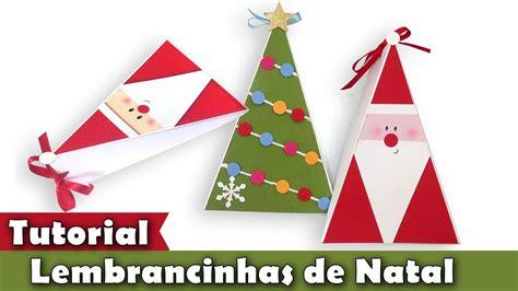 tutorial caixa scrapbook lembrancinhas de natal como fazer tutorial pap