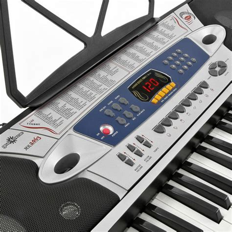 Keyboard Mk 2063 mk 2063 54 key portable keyboard by gear4music nearly new at gear4music