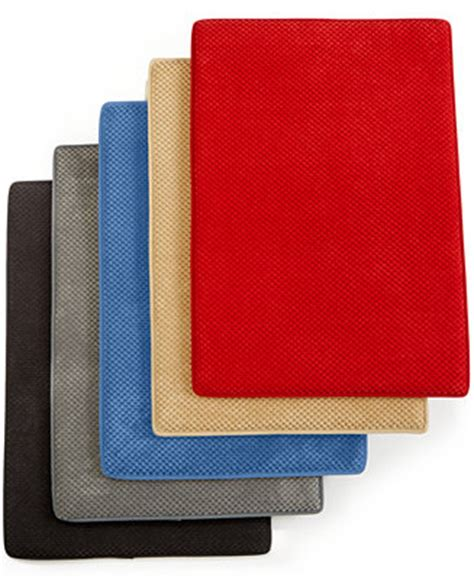 Kitchen Floor Mats Macy S Sensorgel Memory Foam Kitchen Rug Collection Only At Macy