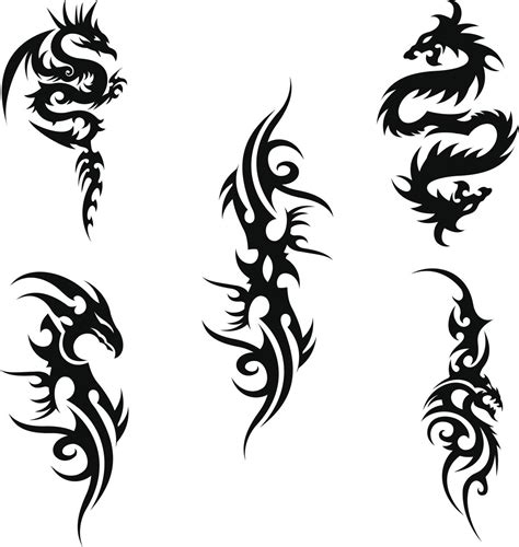 dragon tattoo tribal designs wrist tattoos for that are eye catching and tantalizing