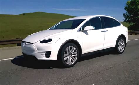 Tesla Model X Delivery Tesla Model X Deliveries On Schedule