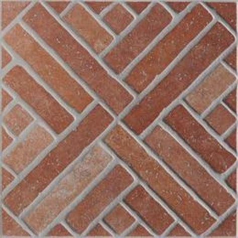 Piastrelle 30x30 - mattonella mattone rosso 30x30