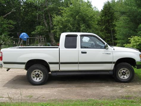 1995 toyota t100 extended cab specifications pictures prices 1995 toyota t100 extended cab specifications pictures prices