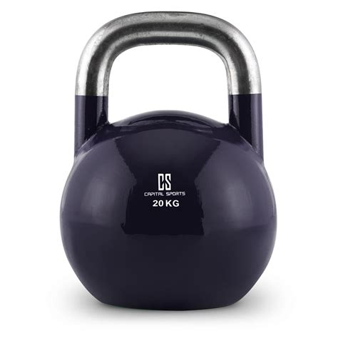 Kettlebell 30kg Kettel Bell Dumbell Dumble Barbel compket 28 steel competition kettlebell 28 kg orange 28kg capital sports