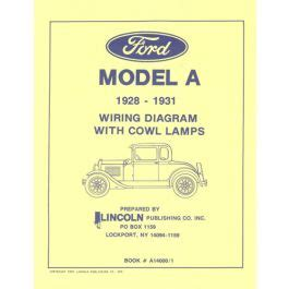 model  ford electrical wiring diagram  cars  cowllamps