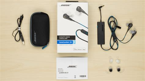 bose comfort 20 bose quietcomfort 20 qc20 noise cancelling earbuds review