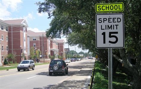 School Zone Lookup By Address 35 Mph Speed Limit In This Trap Bike Courier Bike Shop