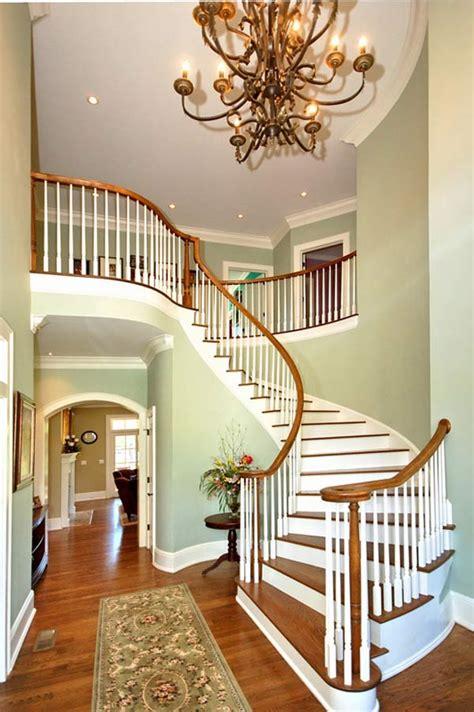 2 story foyer chandeliers