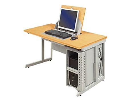 Secure Computer Desk Secure Computer Desk