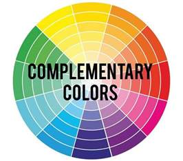 what are the complementary colors complementary colors rc willey