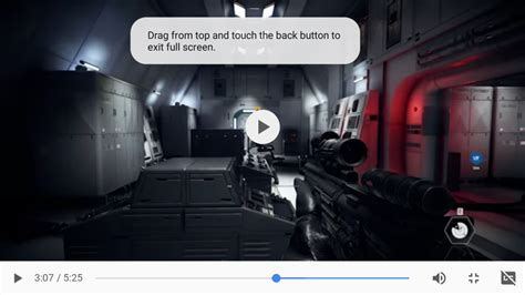 chrome video player chrome dev and canary for android get a new video player