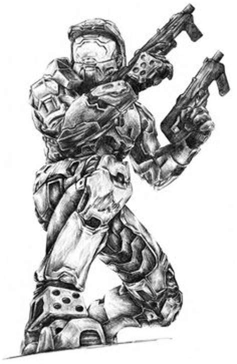 15 Best halo images | Master chief, Halo, Sketches